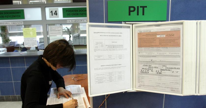 Sprawdź swoją wiedzę o podatku PIT