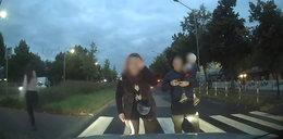 Awantura na pasach w Częstochowie. Padły wyzwiska, a obok były dzieci. Nagranie [+18]