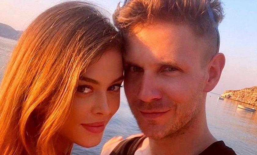 Antoni Królikowski i Joanna Opozda wybrali się na wakacje.