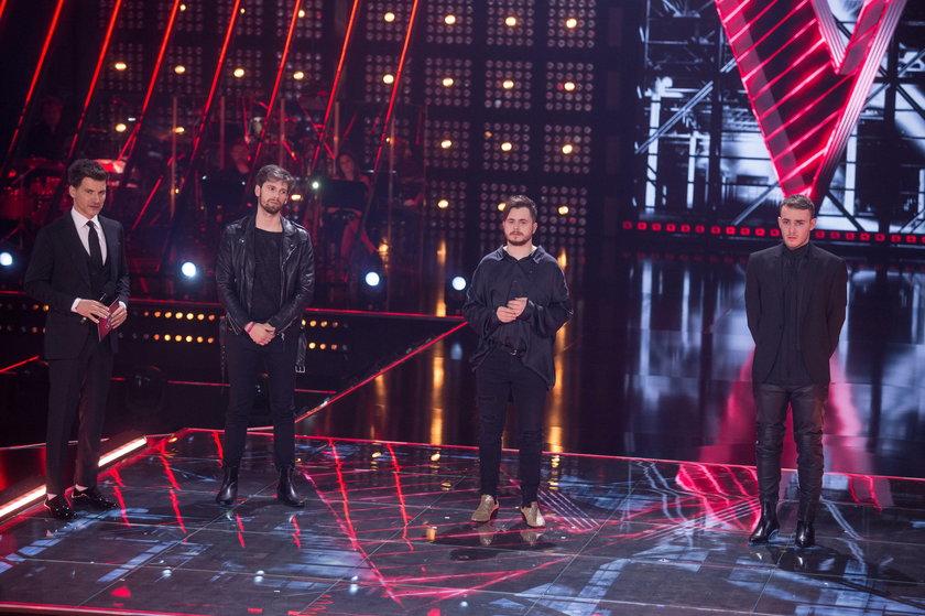 Mikołaj Macioszczyk, Krystian Ochman i Mateusz Psonak