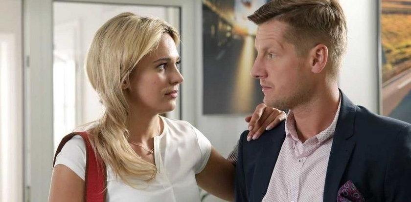 """Nieoczekiwany powrót do """"M jak miłość"""". Ta bohaterka jest w ciąży?"""