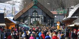 Znowu dzikie tłumy w Zakopanem. Będzie reakcja rządu?