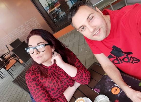 Drugarica Dajana pokušava da pronađe stan za reprezentativca Srbije