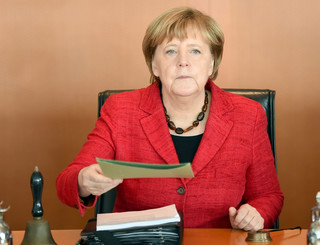 Kanclerz, która oprze się populistom
