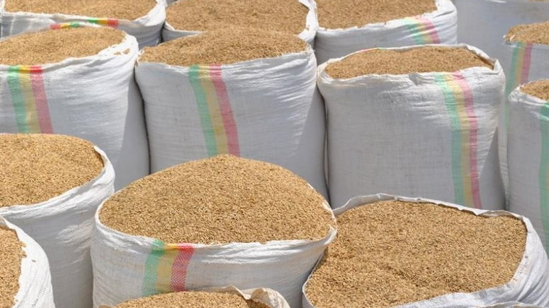 Image result for rice in nigeria in bags