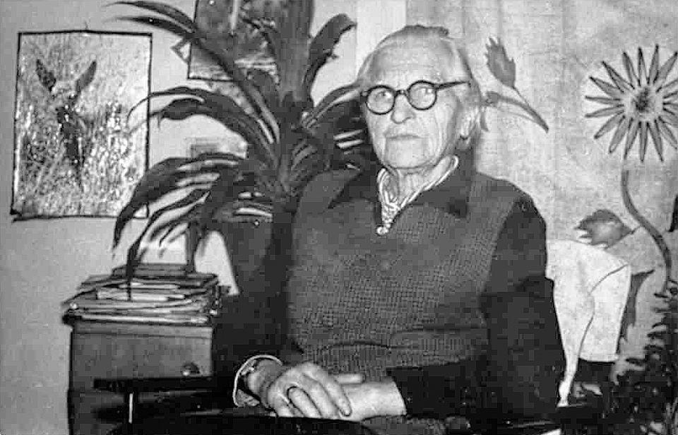 Białowieska felczerka Olga Nieścierowna