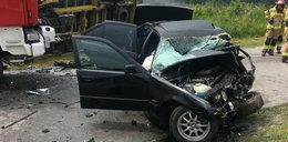 Wypadek w Siedliszczu. Maturzyści wracali z egzaminu, zginął 19-latek