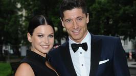 Robert i Anna Lewandowscy zostaną rodzicami. Szymon Majewski skomentował to w zabawny sposób
