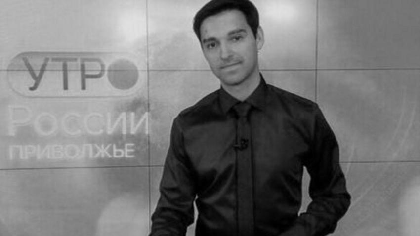 Russland.  Den 27 år gamle journalisten Denis Suvorov ble drept