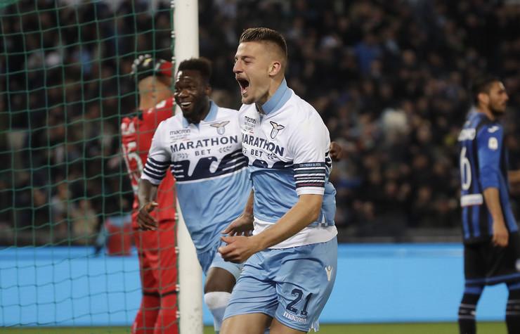 FK Lacio, FK Atalanta