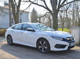 Honda Civic 1.5 VTEC Turbo – wygoda w cenie | TEST