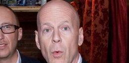 Zobacz, co jadał Bruce Willis w Polsce