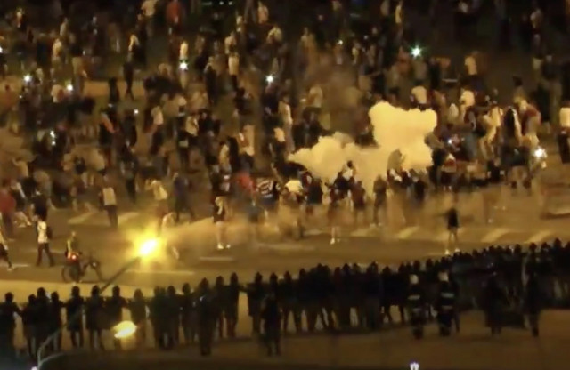 Belorusija, protesti