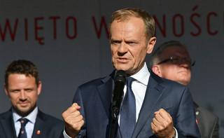 Tusk: W czasach zarazy bądźmy odporni na wirus kłamstwa