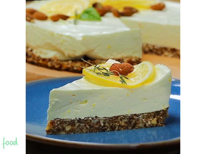 Veganska limun torta: Pravi se VEOMA LAKO, a ukusom ODUŠEVLJAVA!