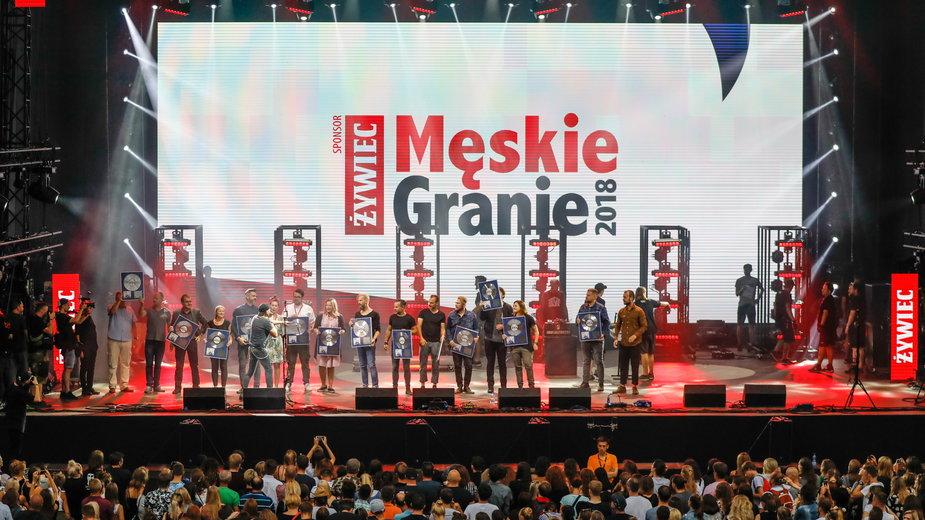 Męskie Granie 2018 - koncert w Warszawie