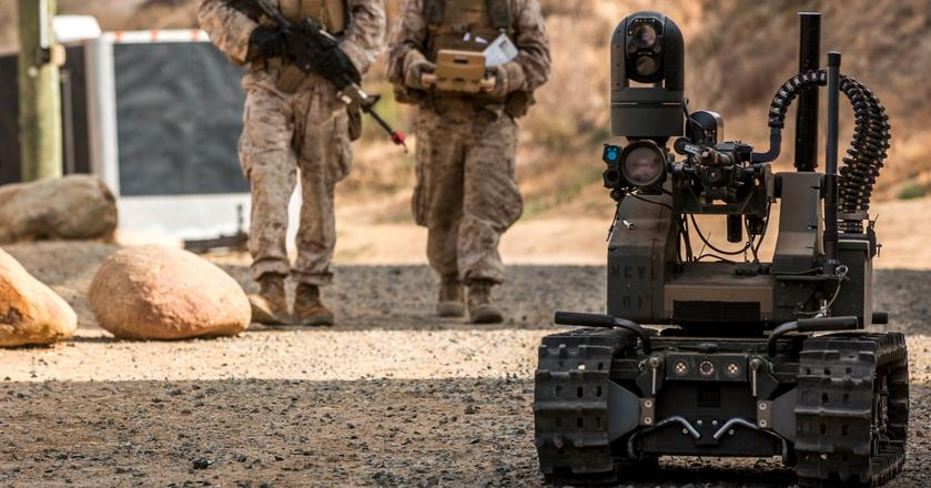 MAARS, czyli Modular Advanced Armed Robotic System
