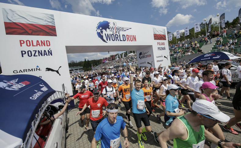 Wings for Life World Run Poznań