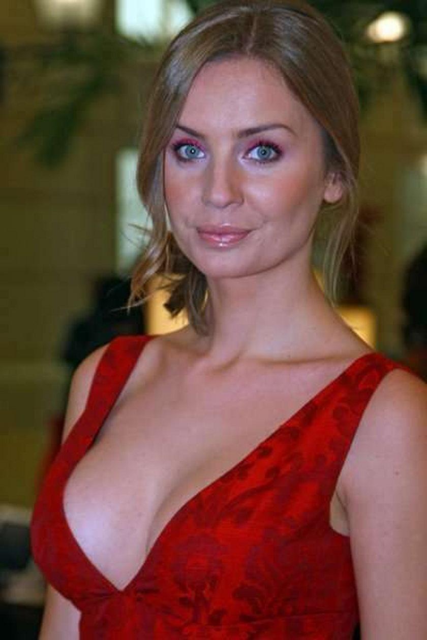 Agnieszka Szulim,ranking, biust, piersi