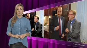 """Artur Barciś drażni się z fanami; Kasia Zielińska opowiada o """"Barwach szczęścia"""" - Flesz Filmowy"""