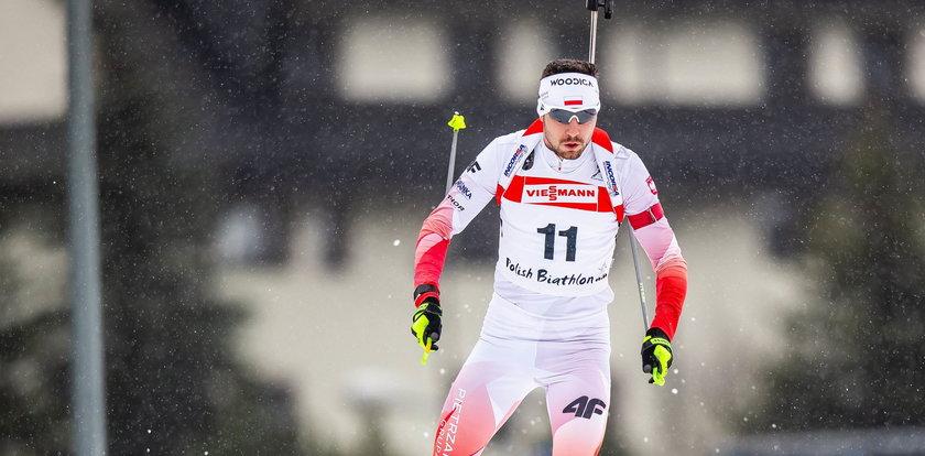 Kadra biathlonistów ma nowego trenera