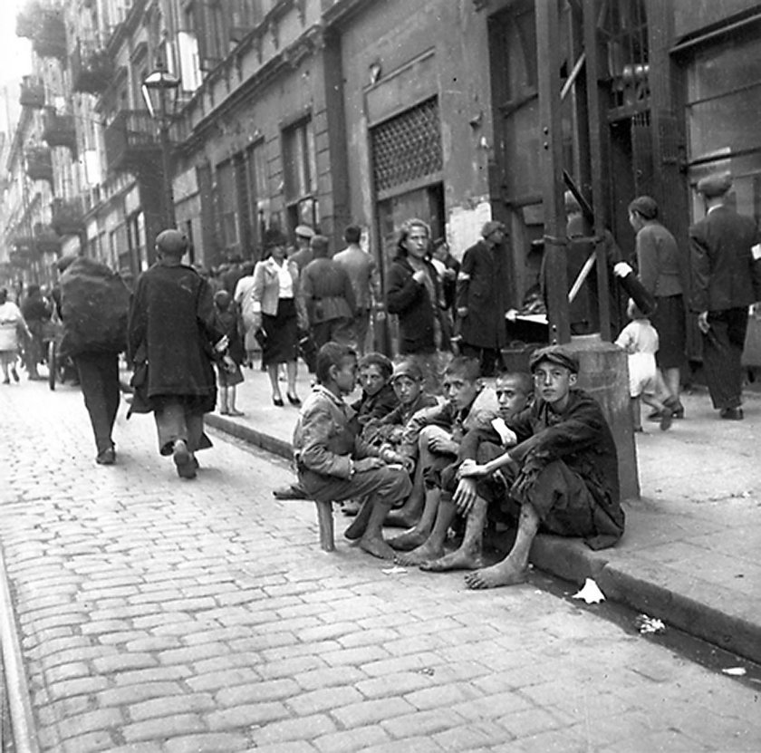 Dzieci w getcie