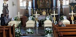 Wyciskające łzy pogrzeby ofiar spod Chełmna