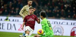 Piątek bohaterem Milanu! Gol i asysta polskiego napastnika w Pucharze Włoch