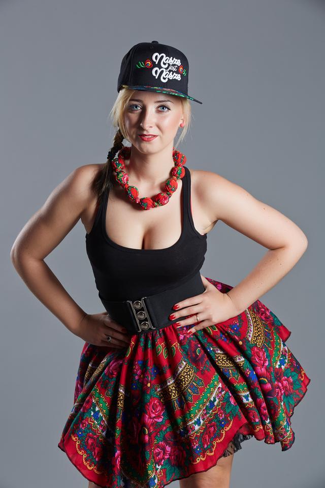 Alicja Kierakowicz (fot. Marcin Lemańczyk/www.stoodioo.pl)
