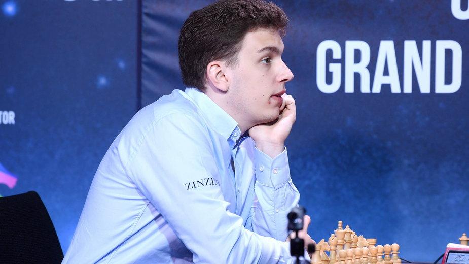 Jan-Krzysztof Duda przebojem wdziera się do szachowej elity