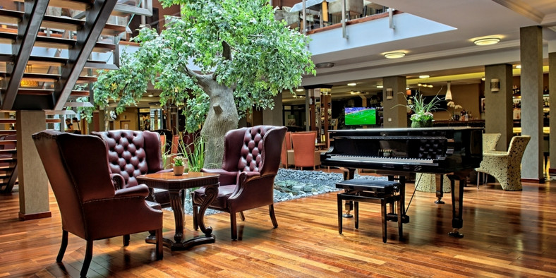 Czarny Potok Resort SPA & Conference - lobby bar
