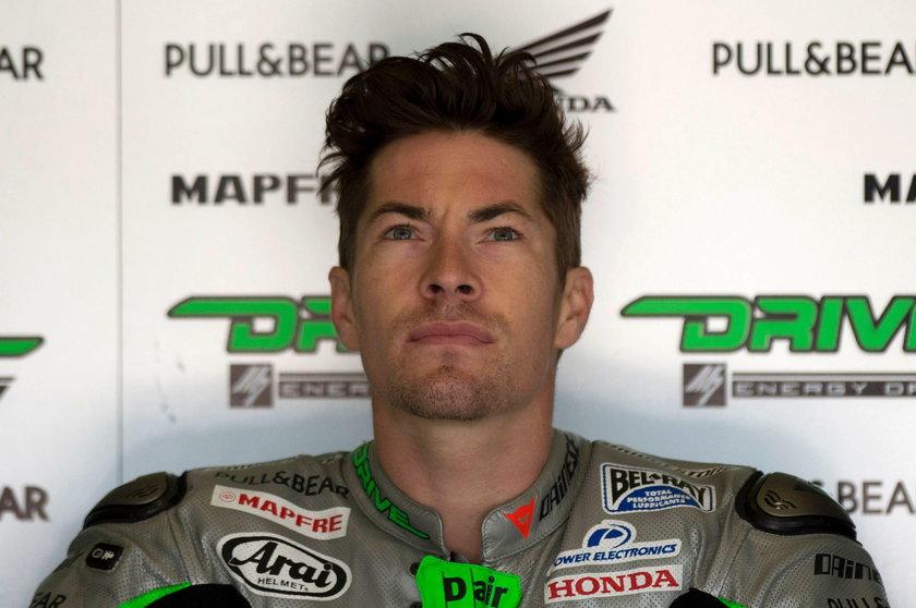 Nicky Hayden nie żyje. Tragiczna śmierć byłego mistrza świata MotoGP