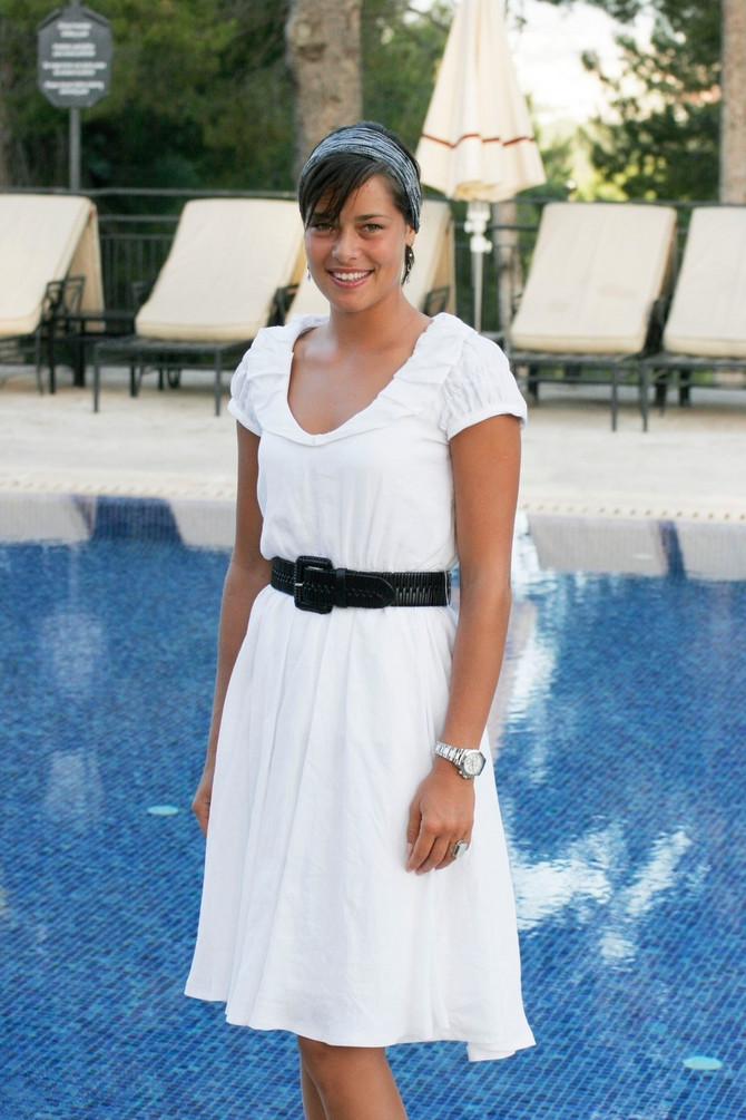 Ana Ivanović je proglašena za najlepšu teniserku sveta i svakako je jedna od najlepših Srpkinja.
