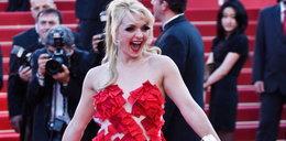 Czerwony dywan w Cannes zawsze ociekał seksem