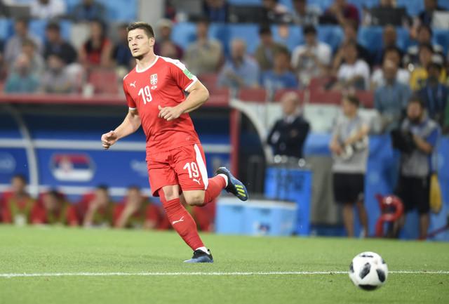 Luka Jović neće igrati protiv Luksemburga