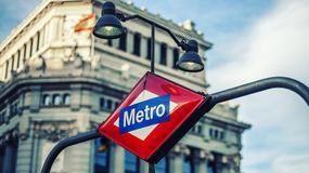 Imponujący jubileusz madryckiego metra