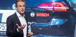 """90 mln euro kary dla Boscha. Za udział w """"Dieselgate"""""""