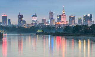 Fotoradary na moście Poniatowskiego. Konserwator zabytków zaleca demontaż