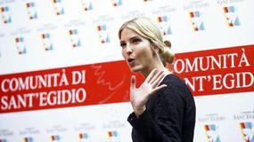 Sportowa wpadka Ivanki Trump podczas wizyty we Włoszech