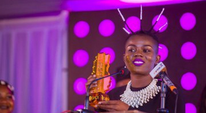 "Efya, Jon Benjamin, Trigmatic congratulate Wiyaala for winning ""Artiste of the Year"" at 2019 GACA"