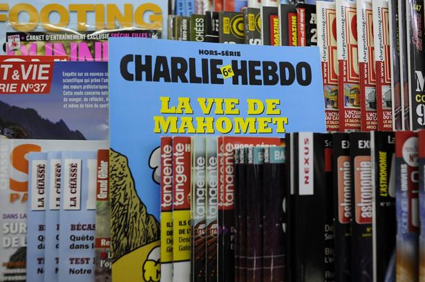 "Czasopismo ""Charlie Hebdo"""
