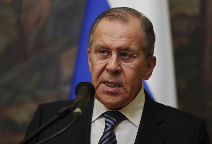 Sergej Lavrov, EPA - SERGEI CHIRIKOV