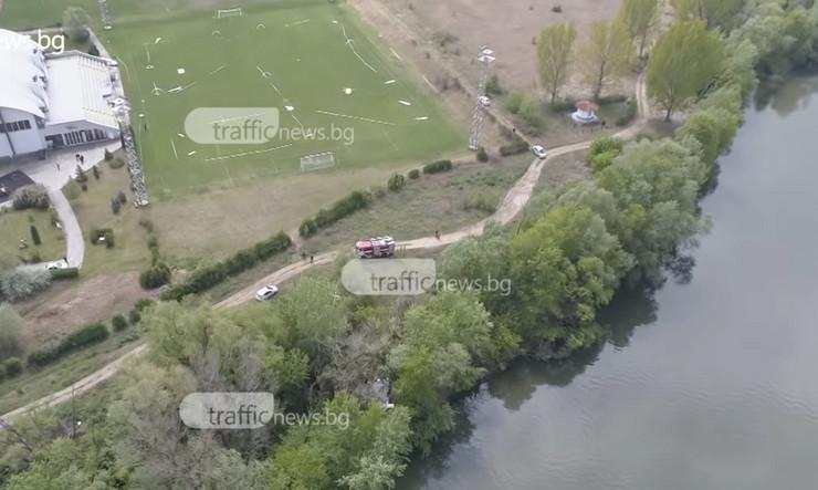 Bugarska, avion, sc youtube TrafficNewsTV