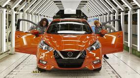 Nowy Nissan Micra już produkowany we Francji