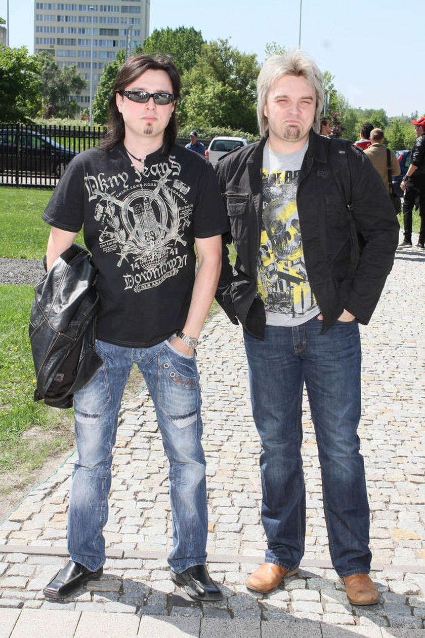 Piotr Cugowski i Wojciech Cugowski