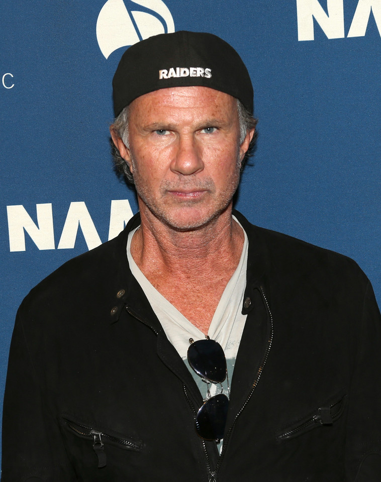 Chad Smith (Red Hot Chili Peppers) wygląda jak...