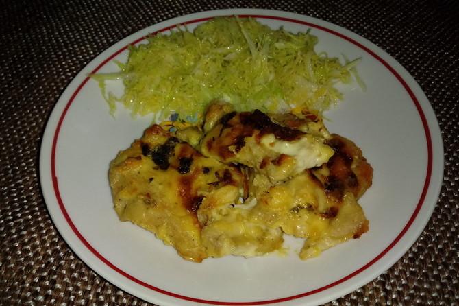 Piletina sa četiri vrste sira: Kremasto i ukusno!
