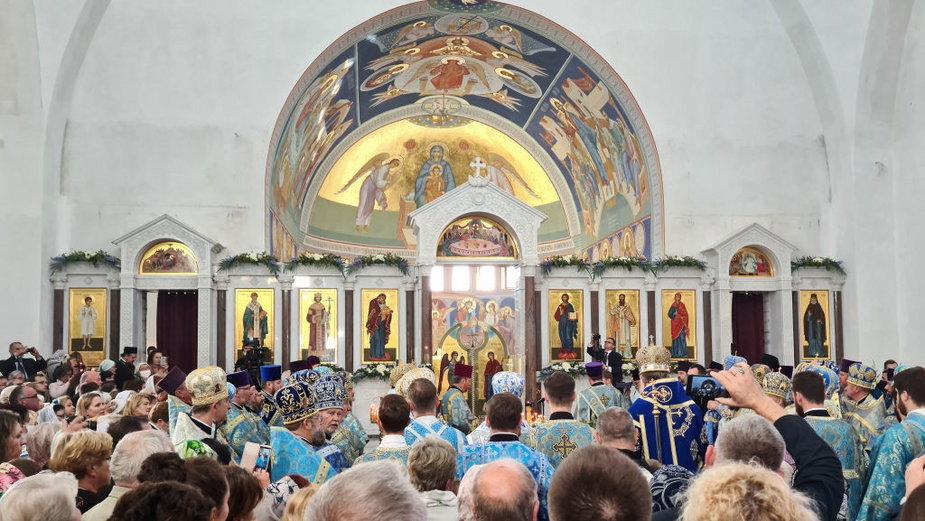 Parafia prawosławna w Warszawie, zdjęcie ilustracyjne