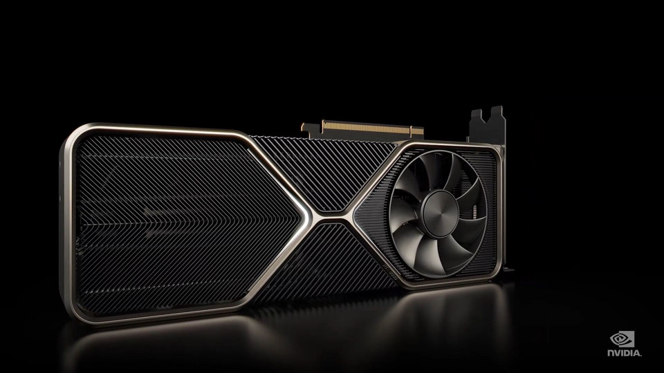 NVIDA GeForce RTX 3000