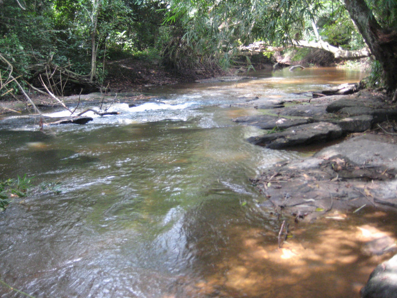 Assin Manso Ancestral Slave River Site